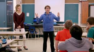 TOUJOURS ARTISTE documentaire Nathalie Ducharme médias big deal productions vedettes québécoises école terre soleil