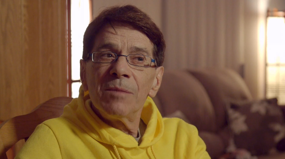 Roger Sylvain dans TOUJOURS ARTISTE - Documentaire de Nathalie Ducharme