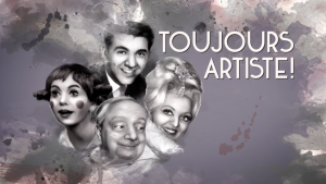 TOUJOURS ARTISTE documentaire de Nathalie Ducharme (Médias Big Deal Productions) sur 4 vedettes Québécoises René Caron Kim Yaroshevskaya Muriel Millard