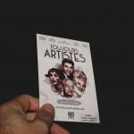TOUJOURS ARTISTE de la réalisatrice te productrice Nathalie Ducharme