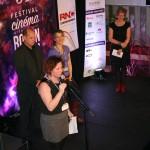 Toujours artiste de Nathalie Ducharme au festival du cinéma international en abitibi témiscamingue